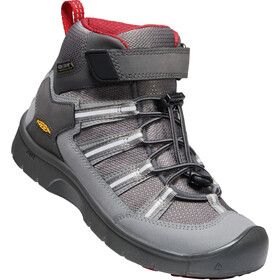 Keen Hikeport 2 Sport Mid WP Zapatillas Jóvenes, magnet/chili pepper
